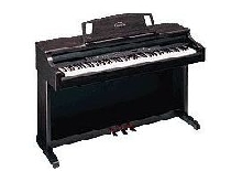 piano lectronique yamaha vendre avec sa p dale piano occasion. Black Bedroom Furniture Sets. Home Design Ideas