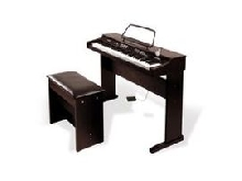 Piano enfant DELSON NP10 Rosewood (NP_10_RSW)