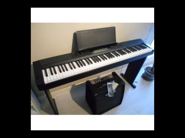 piano clavier num rique cdp 200r piano occasion. Black Bedroom Furniture Sets. Home Design Ideas