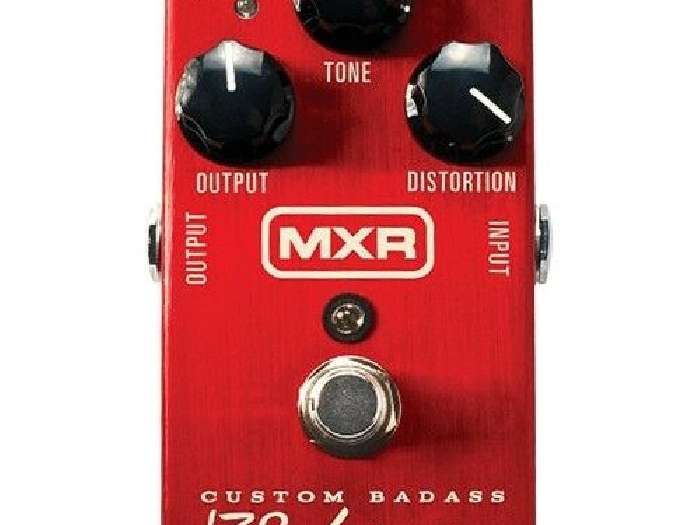 MXR - CUSTOM BADASS ?78 DISTORTION M78