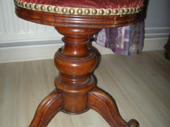Tabouret Piano Ancien Piano Occasion