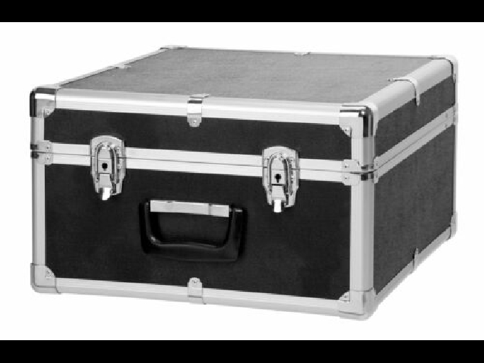Etui Robuste Accordeon 48 Basses Flight Case Rembourre Verrouillable Clé inclus