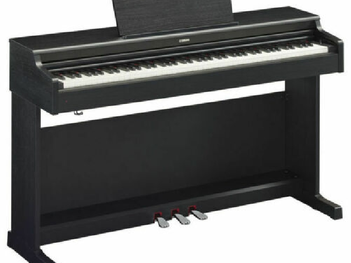 Yamaha pianoforte digitale YDP164B Arius Black tasti 88