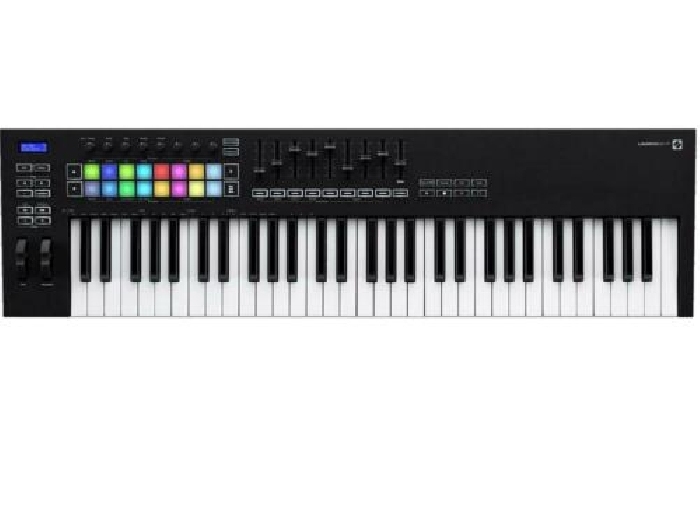 RNO RNO LAUNCHKEY-61-MK3 - Mk3 - 61 notes, 16 pads