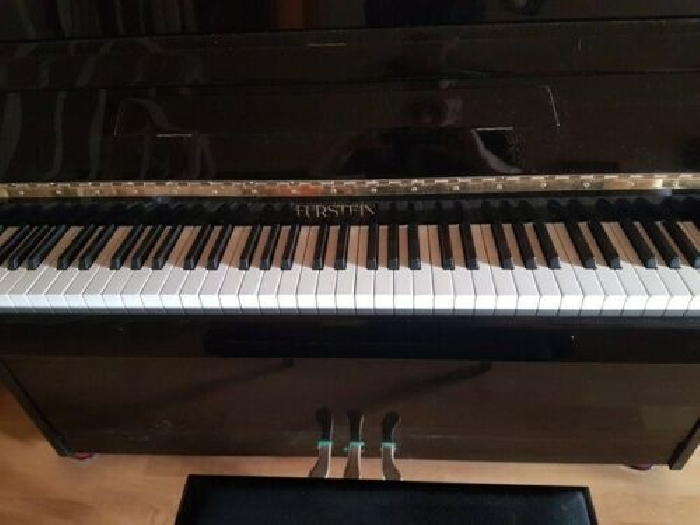 Piano droit Furstein by Farfisa Camerano L 2121484 TP 112/M 532 MR