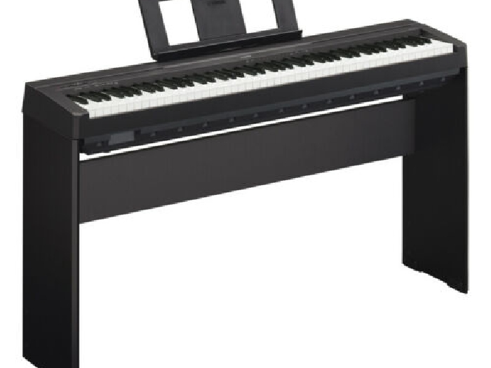 Yamaha E-Piano P45 BK Noir SET1 Avec Dur Support