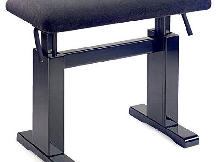 f392455f stagg pbh 780 bkp vbk banc de piano hydraulique noir piano occasion. Black Bedroom Furniture Sets. Home Design Ideas