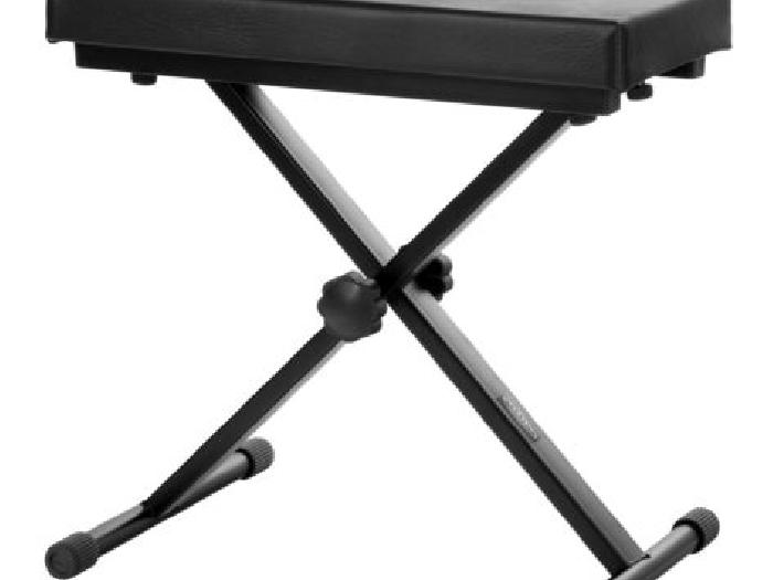 banquette siege banc tabouret deluxe de piano clavier numerique synth pliante piano occasion. Black Bedroom Furniture Sets. Home Design Ideas