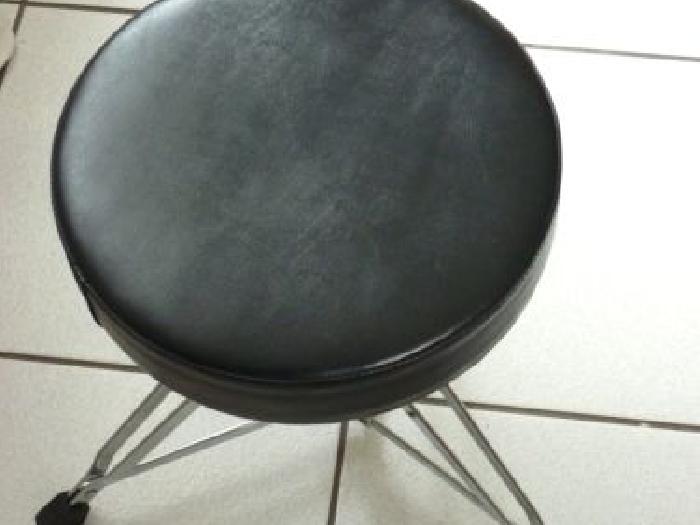 tabouret de batteur r glable tbe piano occasion. Black Bedroom Furniture Sets. Home Design Ideas