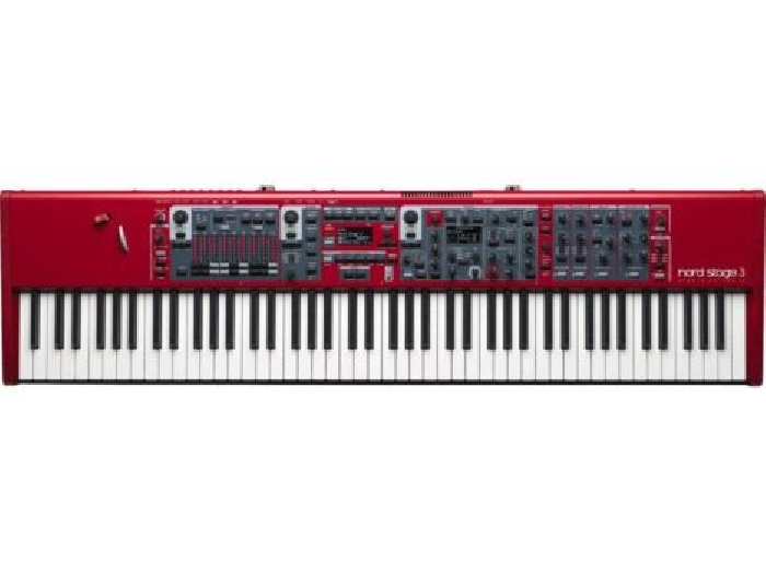 Nord NS3-88 - Clavier Nord Stage 88 Notes toucher lourd