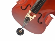 4-4 Cello Ebony Accessories 5  DY