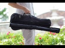 Durable Violin Hand Bag Soft Storage Box Waterproof Oxpourd Music Access DY