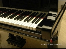 superbe piano Steinway b211 style victorien New-York 1893