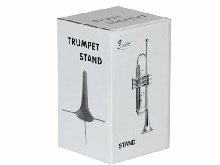Portable ABS Trumpet Tripod Stand Holder Bracket with Detachable L DY