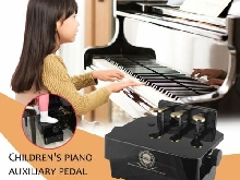 PA-23 Adjustable Piano Pedal Extender Bench Assistant Lifting Children Kid EL?