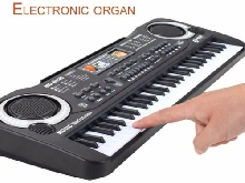 61 Keys Electronic Piano Keyboard With Microphone Children Musical InstrumentDQ