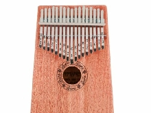 Portable Mahogany Steel Finger Piano Mbira Kalimba Thumb Piano?With accessori KB