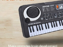 61 Keys Children Musical Instrument Electronic Piano Keyboard 16 Timbre NEWPU#