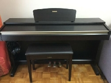 Yamaha YDP-151  Digital Piano - Black Walnut