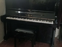 Piano C. BECHSTEIN Concert 8, excellent état/condition 1988, THE TOP BEST!
