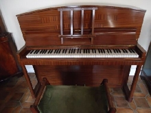 Professional Piano Danemann  Art Deco Leopard Model 1938 - Excellent Condition