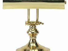 Classic Cantabile  L3-A  lampe pour piano, 1 flamme, laiton