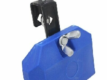 Blue Percussion Drum Bell Block Cowbell Bell Mountable Mallet Musical Pa L?