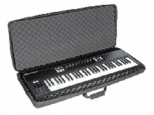 UDG - U8307BL - 61 Keyboard Hardcase Black