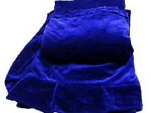 Pleuche piano cover velvet dustproof sleeve~