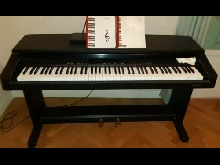 Piano numerique Technics SX - PR303  Noir  88 notes