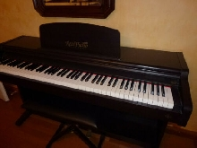 Real Piano Digital GEM modèle rp70c 88 touches avec Hammer Action32 notes