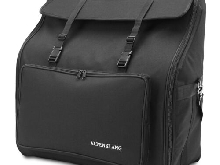 Poche Housse Etui Sac Accordeon 120 Basses Rembourre Sangle Case Transport Noir