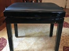 C.BECHSTEIN authentic original official Piano Stool/bench/tabouret TBE/as new!