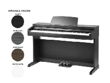 MEDELI Piano meuble DP280 - Blanc - 88