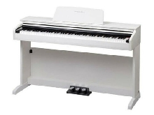 MEDELI Piano meuble DP260 - Blanc - 88