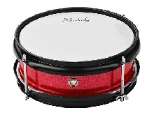 Muslady 8inch Snare Drum Head with Drumsticks Shoulder Strap Drum Key for Z3A9