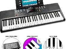 Clavier  Piano Partitions avec stand Piano Remarque Sticker IOS