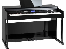 Piano Numerique Clavier E-Piano 88 Touches a Marteau USB MIDI 360 Sons Mp3 Noir