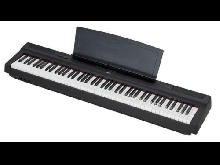 YAMAHA P125 BLACK PIANOFORTE DIGITALE