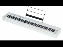 Korg pianoforte digitale D1 White