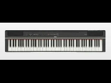Yamaha pianoforte digitale P125B Black tasti 88