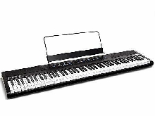 Piano Numerique Clavier 88 Touches Semi Lestees Taille Authentique Sons Premium