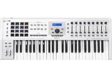 ARTURIA OAR KEYLABMKII49-WH - clavier maitre 49 touches - blanc