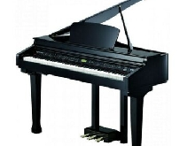 Pianoforte digitale portatile Kurzweil KAG100 Black