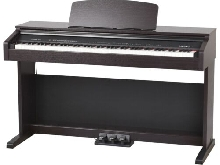 Medeli DP 250 RB Pianoforte Digitale 88 Tasti Finitura Palissandro