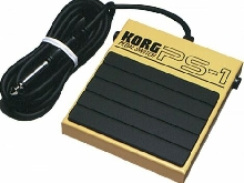 Switch Start/Stop Korg PS-1 pour clavier
