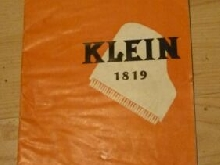 CATALOGUE BOUTIQUE PIANO KLEIN AN 50 60