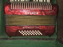 Accordeon Hohner Studient Ivm