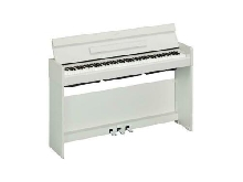 YAMAHA YDPS34 WHITE PIANOFORTE DIGITALE