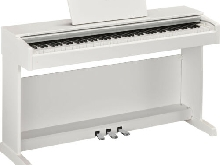 E-Piano Yamaha YDP-143 WH Blanc Mat , ydp143, Preisreduziertes Exposition